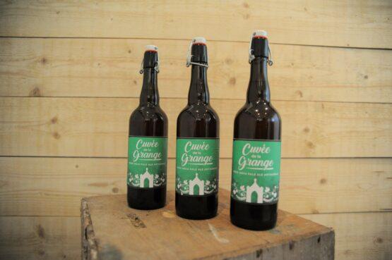 bière ipa cuvée de la grange